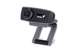 Genius FaceCam 1000X Hi-Def WebCam with MIC - Universal Clip USB 1280x720p [F33]