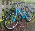 "Apollo KINX Girls Hybrid bike - 24"" wheels -18 gears - Age 8-11+ - Nice Cond"