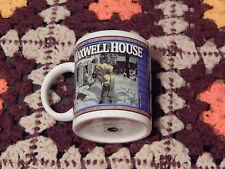 Maxwell House - Coffee Mug ) KRAFT FOODS - Houston Harvest) Free Ship.)