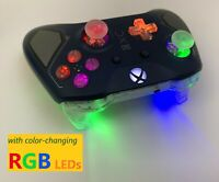 Limited Edition Patrol Tech Xbox One Controller w LED MOD PC iPhone Android
