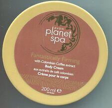 (100ml =5,00€) Avon - Planet Spa - Fantastically Firming Körpercreme