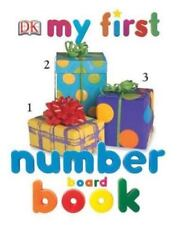 My First Number Board Book (Board Book)