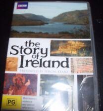 Story Of Ireland Presented By Fergal Keane (Australia Region 4) DVD – New