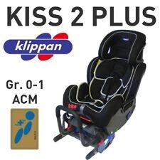 KLIPPAN KISS 2 PLUS Car Seat Kindersitz 0-18 kg RWF PLUS TEST Free Delivery!