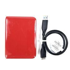 WD My Passport USB 3.0 Portable External Hard Drive WDBACY500ARD-00 500GB