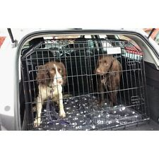 PET WORLD VAUXHALL ASTRA ESTATE SLOPING CAR DOG BOOT CAGE TRAVEL SAFETY PET