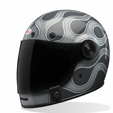 Gloss Not Rated Fibreglass Full Face Motorcycle Helmets
