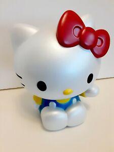 Hello Kitty Sanrio Figural Coin Bank Piggy Bank Plastic Birthday Gift New