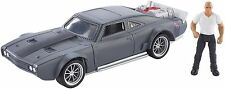 Mattel Fast Furious 8 Fate of the Furious Dominic Toretto Ice Charger Vehicle