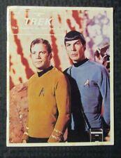 1976 TREK Magazine for Star Trek Fans #5 VG 4.0 Nimoy & Shatner Photo Cover