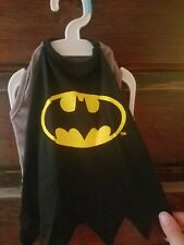 DC Comics Batman Costume With Cape, Size Small NEW WITH TAGS