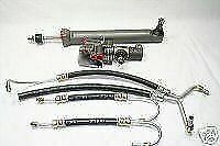 1963-1974 Corvette Power Steering Kit Big Block Ram, Cylinder, Hoses