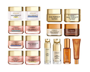 L'oreal Age Perfect Serums & Moisturizers — Assorted Varieties — BUY MORE & SAVE