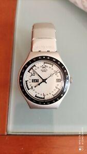 Swatch irony aluminium