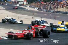 Ronnie Peterson March 711 F1 Season 1971 Photograph 2