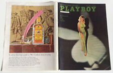 COUVERTURE SEULE / COVER ONLY # PLAYBOY US # 05/1966 #