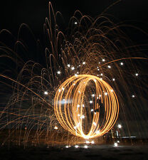 NEW ORB SPINNER Steel wool spinning rig long exposure photography