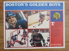 MIKE ERUZIONE DAVE SILK JIM CRAIG JACK O'CALLAHAN 1980 MIRACLE ON ICE BU Insert