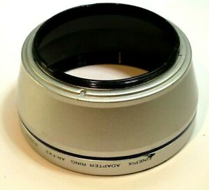 Fujifilm Lens Ring adapter 46mm to 55mm step up Finepix AR-FX3