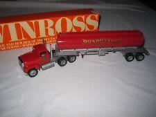 Quarryville Fire Company Tanker 5-7 Winross Truck