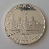 One Dollar Liberty 1996 Atlanta USA Olympia. M302