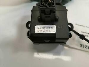 BMW X5  E53 Wiper Switch for Intensive Cleaning Option 8375408