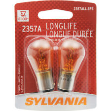 Turn Signal Light Bulb-Long Life Pack TWIN Front Inner SYLVANIA 2357ALL.BP2