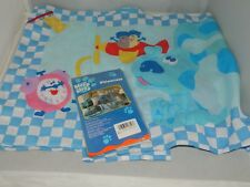 Blues Clues Vintage Pillow Case Lot of 3 - 1 sealed