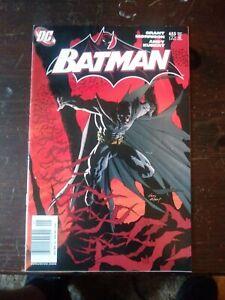Batman #655 Newstand