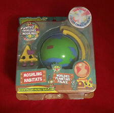 MOSHI MONSTERS - MOSHLING HABITATS - PLAYSET TOY - FIGURES - GIFT PARTY WORLDIES