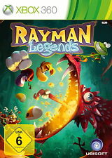 Rayman Legends (Microsoft Xbox 360, 2013, DVD-Box)
