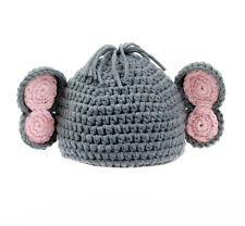 Crochet Elephant Hat Newborn Baby Hat cap Photo Prop