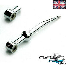 Chrome court quick shift shifter kit fit honda civic 1988-00 eg ej ek integra