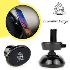 New Gorilla Tech® Magnetic Phone Car Air Vent Mount Ultra-compact design Strong