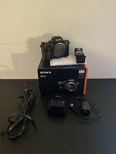 Sony a7 III 24.2MP Mirrorless Digital Camera (Body Only)
