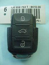 VW 1998-2001 beetle golf jetta passat 1J0959753T REMOTE 3 button w/panic OEM