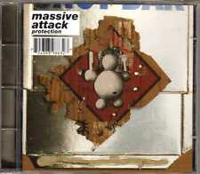 Massive Attack - Protection - CDA - 1994 - Trip Hop Tracey Thorn Horance Andy