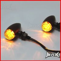 Bullet Style LED Indicators Blinkers Turn Signal For Harley Sportster