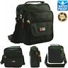 Mens Womens Large Waterproof Messenger Work Shoulder Satchel Briefcase Bag LOT