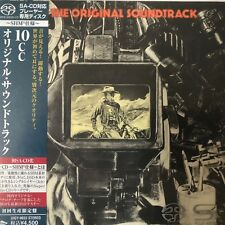 The Original Soundtrack by 10cc (SACD-SHM. jp mini LP),2010, UIGY-9033 Japan