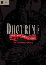 Doctrine: What Christians Should Believe by Mark Driscoll - NEW PAPERBACK