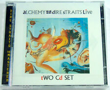 Dire Straits - Alchemy LIVE - NEW & SEALED 2 CD Set - Digitally Remastered