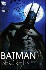 Batman: Secrets (Batman) by Alex Sinclair Paperback Book The Fast Free Shipping