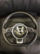 Audi A3 A4 A5 A6 A8 TT R8 Q5 Q7 DSG FLAPPY S-Line Flat Bottom Steering Wheel