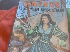JOLANDA LA FIGLIA DEL CORSARO NERO DI E.SALGARI