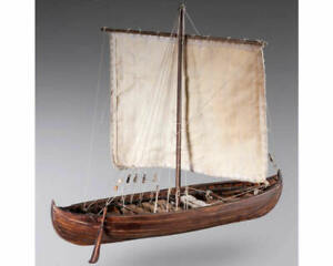 Dusek D013 Viking Knarr 1:72 modellismo