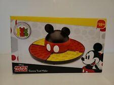 New listing Disney Mickey Mouse Gummy Treat / Candy Chocolate Maker Nib