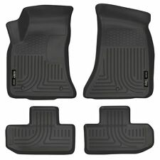 Husky Liners Weatherbeater Series Front & 2nd Seat Floor Liners 99171