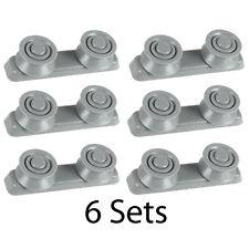 KENWOOD Dishwasher Basket Slide Rail Runner Guide Support Wheels  x 12