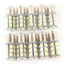 10 x 12V 1156 BA15S 5050 18 smd LED Car RV Trailer Light Lamp Bulb 7503 1141 Hot